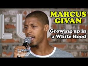 Growing Up In A White Hood | Marcus Givan | Stand-Up Comedy
