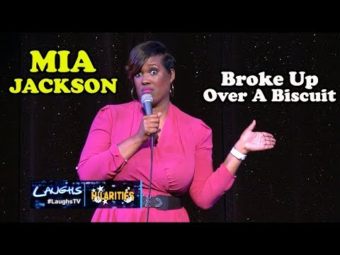 Broke Up Over A Biscuit | Mia Jackson | Stand-Up Comedy