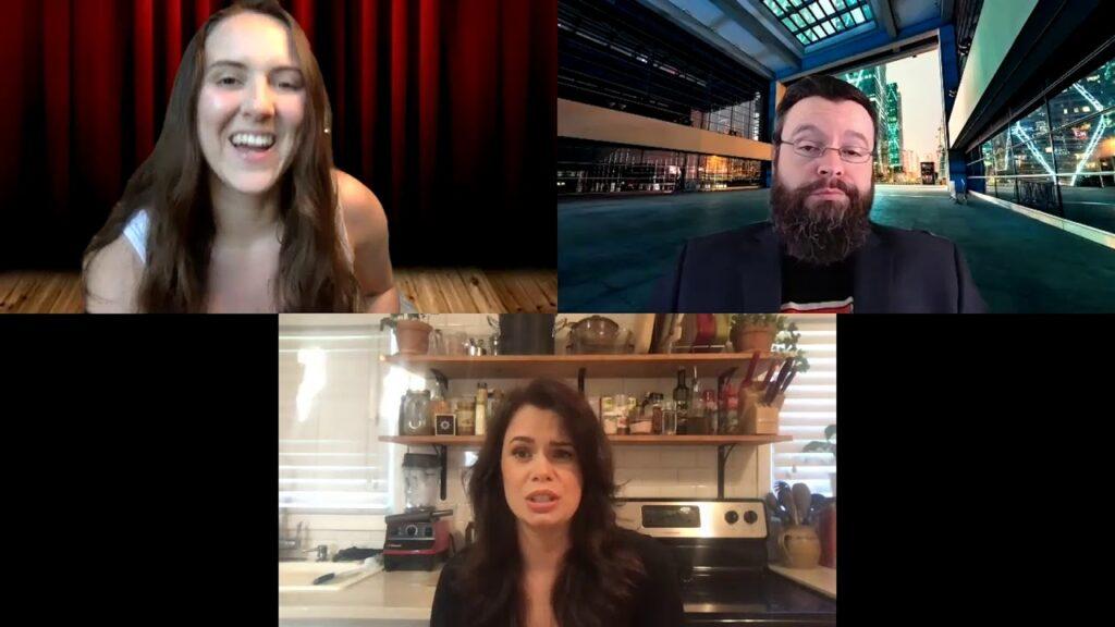 Comedian Lace Larrabee Interview