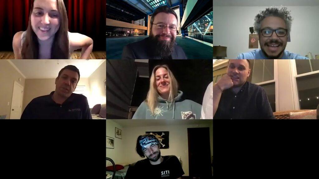 Steve's Super Group Improv Interview