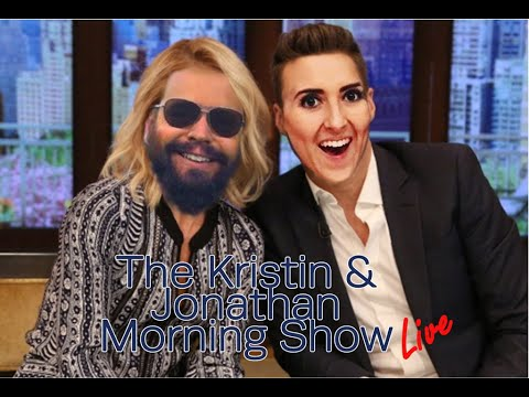 The Kristin and Jonathan Morning Show Live! Episode 3