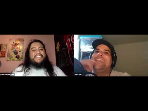 The Improv Life Ep.3 with Winston Carter – Fernando's Improv Blog Podcast