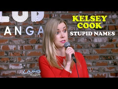 Stupid Names | Kelsey Cook | Stand-Up Comedy