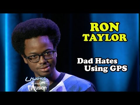 Dad Hates Using GPS | Ron Taylor | Stand-Up Comedy