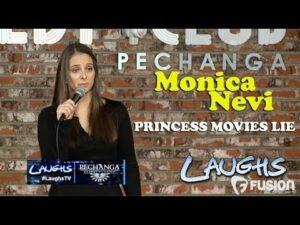 Princess Movies Lie | Monica Nevi | Stand Up Comedy