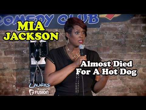 Almost Died For A Hotdog | Mia Jackson | Stand-Up Comedy
