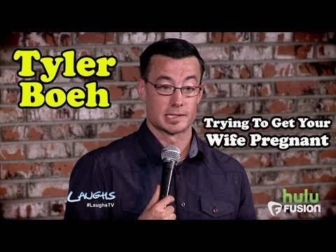 Trying To Get Your Wife Pregnant | Tyler Boeh | Stand-Up Comedy
