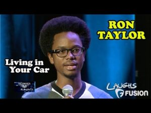 Living In Your Car | Ron Taylor | Stand-Up Comedy