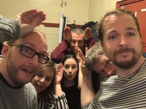 2021 - the year to be excited about improv?