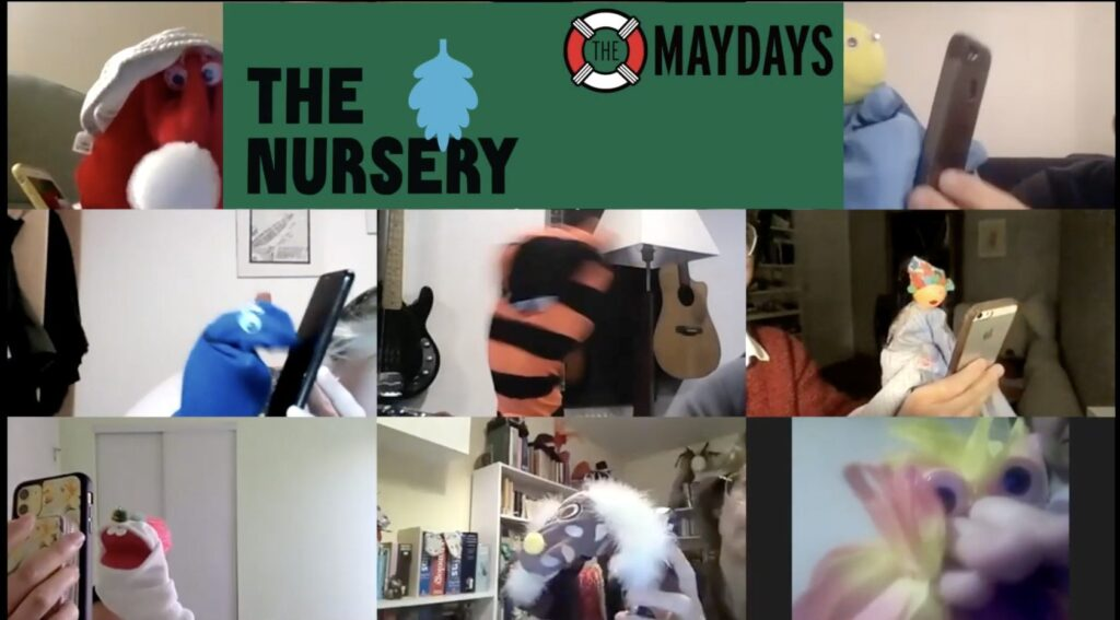 Jennifer's Obsession With Puppets - The Maydays