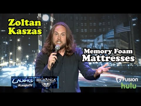 Memory Foam Mattresses | Zoltan Kaszas | Stand-Up Comedy