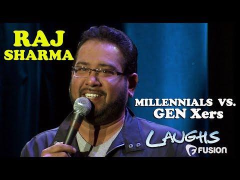 Millennials VS Gen Xers | Raj Sharma