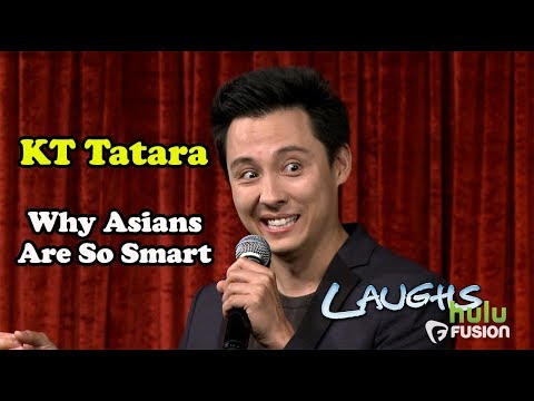 Why Asians Are So Smart | KT Tatara | Stand-Up Comedy