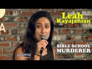 Bible School Murderer   Leah Kayajanian