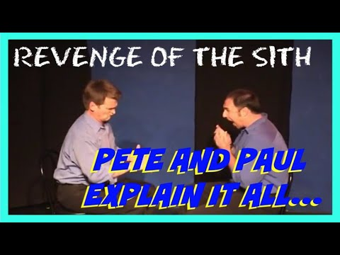 Improv Show - Pete and Paul Explain It All (Improv Duo) - The Revenge of the Sith (2000)
