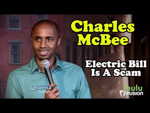 Electric Bill Is A Scam | Charles McBee | Stand-Up Comedy