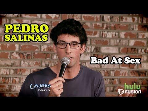 Bad At Sex | Pedro Salinas | Stand-Up Comedy