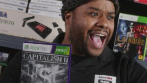 Y'all play this new GameStop game? #GameStop #GME
