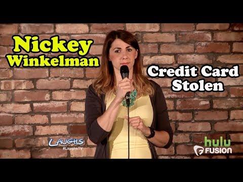 Credit Card Stolen | Nickey Winkelman
