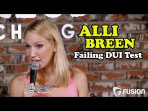 Failing DUI Test | Alli Breen | Stand-Up Comedy