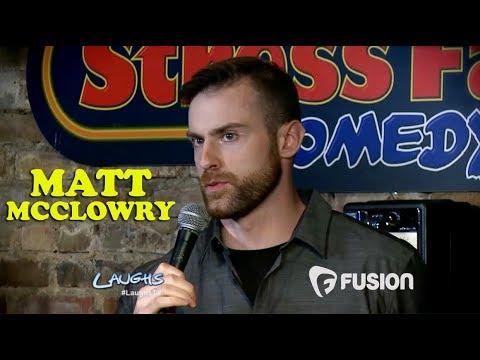 Shopping At K-Mart   Matt McClowry   Stand-Up Comedy