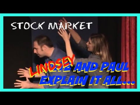 Improv Show - Pete and Paul Explain It All (Improv Duo) - Stock Market (w/ Lindsey Stoddart) (2009)