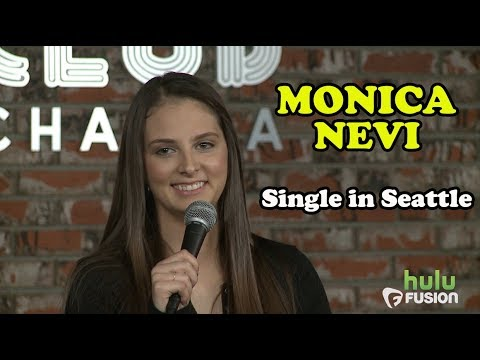 Single in Seattle   Monica Nevi   Stand-up Comedy