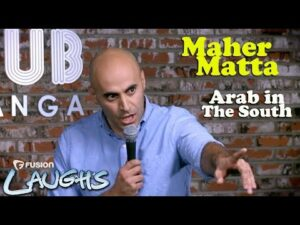Maher Matta | Arab In The South | Stand Up Comedy