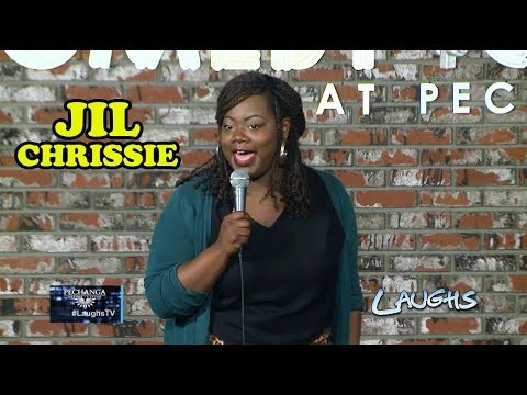 Being the Skinniest Person in Your Family | Jil Chrissie | Stand-Up Comedy