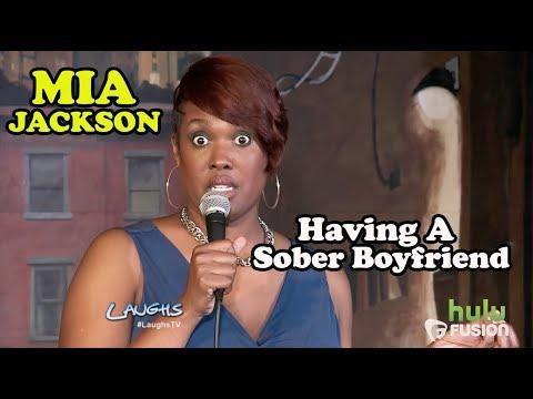 Having A Sober Boyfriend | Mia Jackson | Stand-Up Comedy