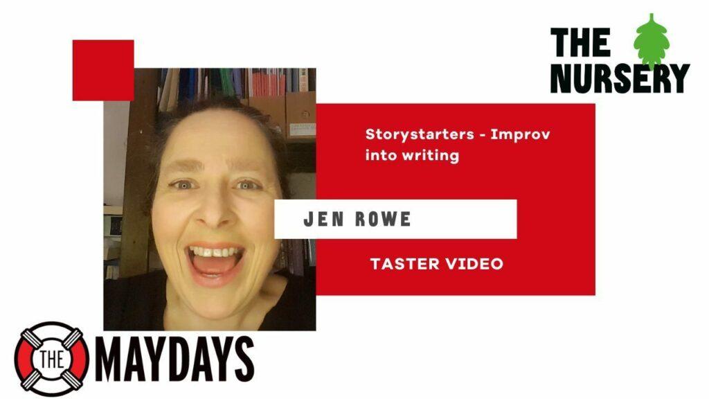 Improv into Writing Taster Video
