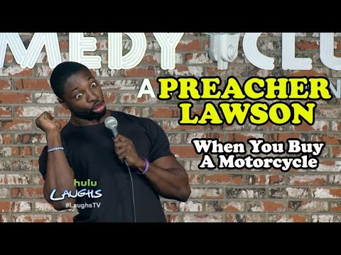 When You Buy A Motorcycle   Preacher Lawson   Stand-Up Comedy