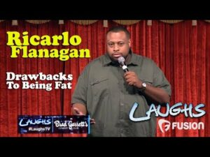 Drawbacks to Being Fat   Ricarlo Flanagan   Stand-up Comedy