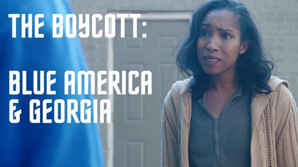 The Boycott: Blue America & Georgia