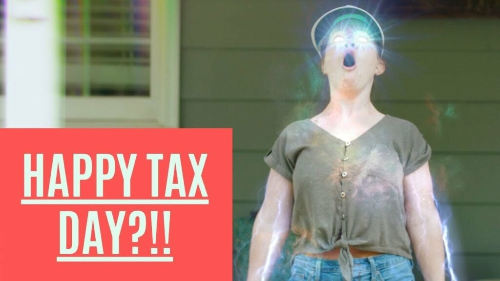 Happy Tax Day?! #TaxDay