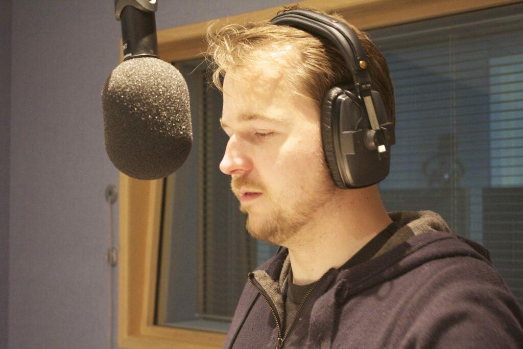 Podcasts made me an improviser, and improv made me a podcaster